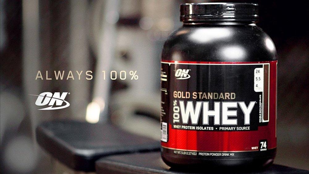 Gold Standard Protein Powder