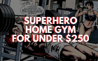 Home Gym Level Two