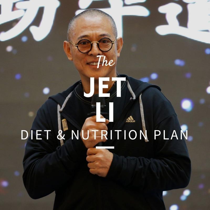 Jet Li Diet and Nutrition