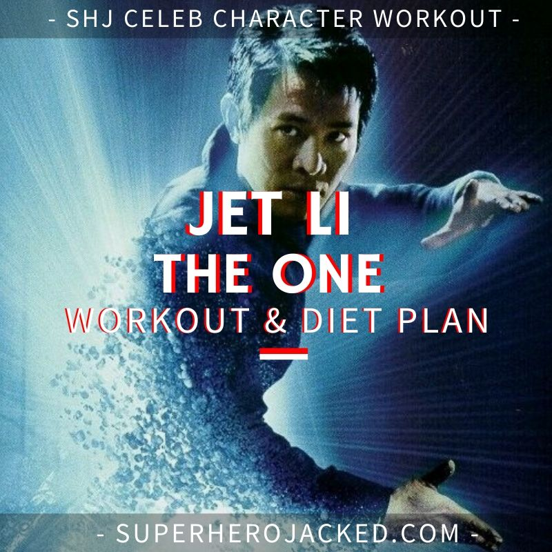 Jet Li The One Workout