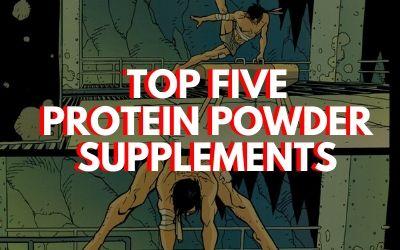 Protein Powder List
