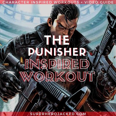 Punisher Inspired Workout Routine