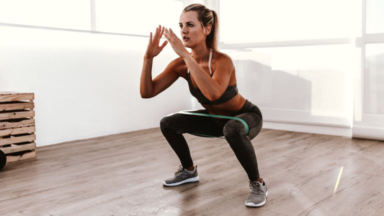 Resistance Bands Home Workout