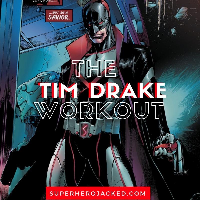 Tim Drake Workout