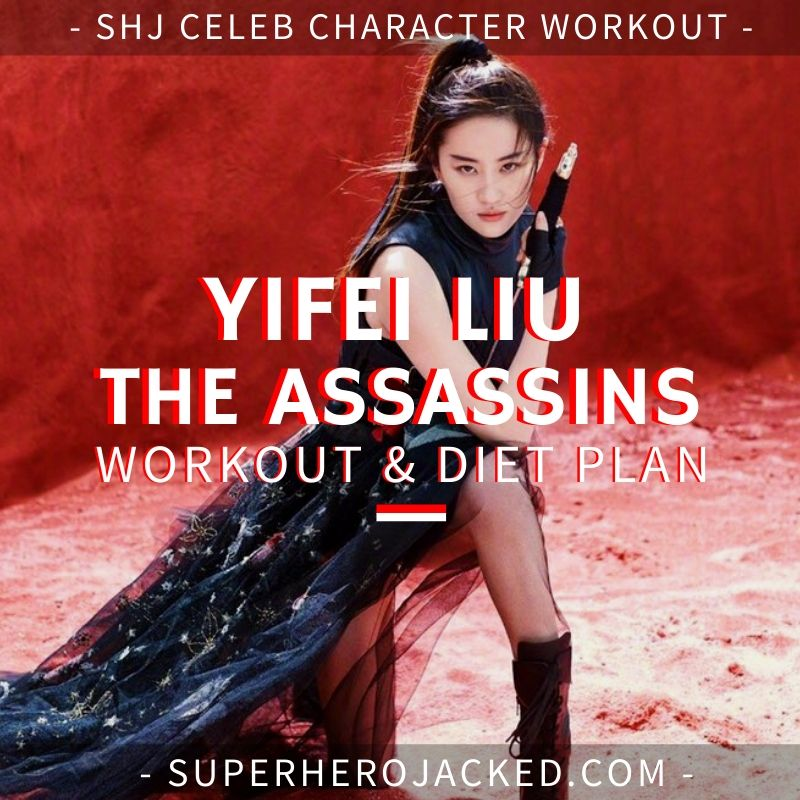 Yifei Liu The Assassins Workout