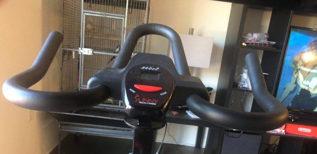 Bike Home Desk Tracker