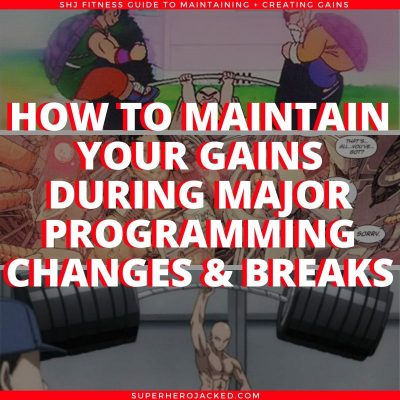 Maintain Your Gains