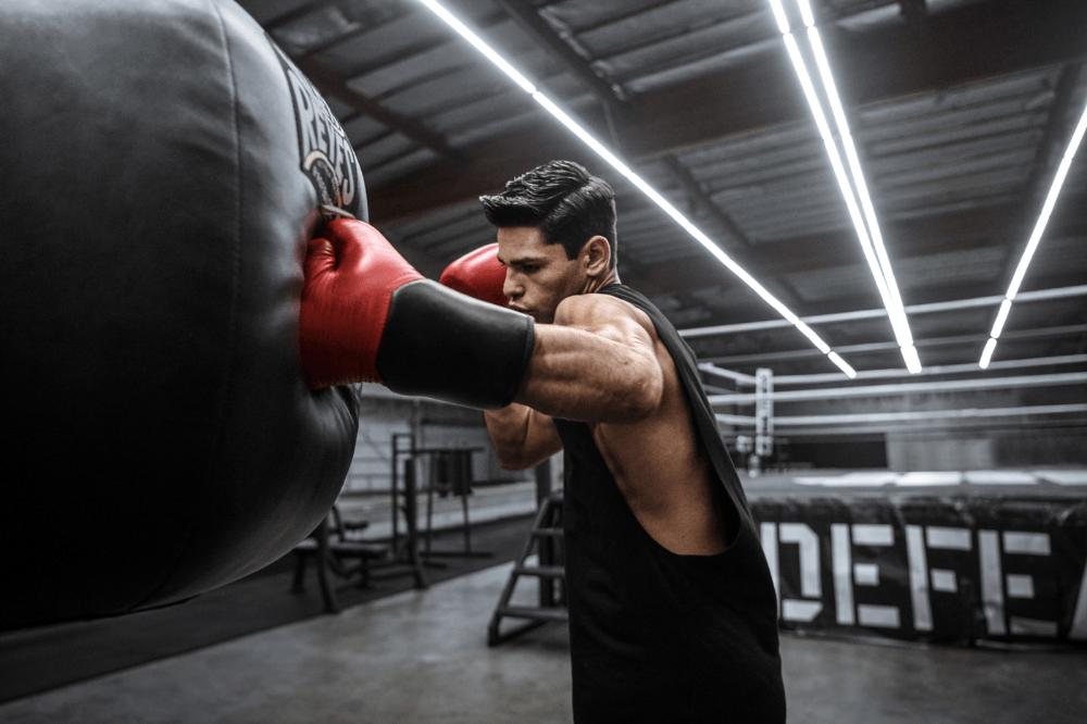Ryan Garcia Workout 2