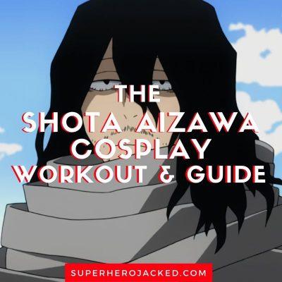 Shota Aizawa Cosplay Workout and Guide (1)