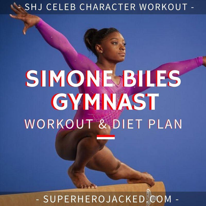 Simone Biles Gymnast Workout (1)
