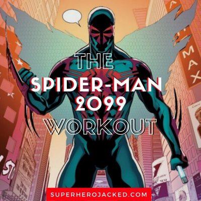 Spider-Man 2099 Workout