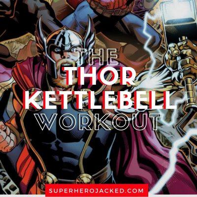 Thor Kettlebell Workout