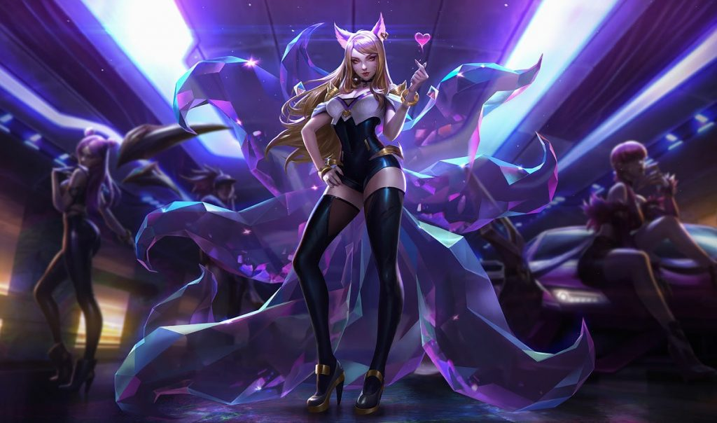 Ahri Cosplay Workout and Guide
