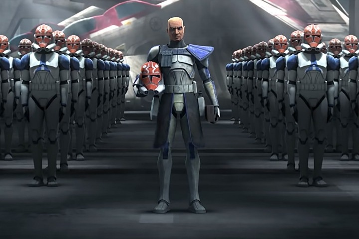 Clone Trooper Workout 3