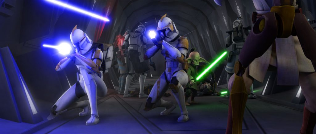 Clone Trooper Workout Routine 1