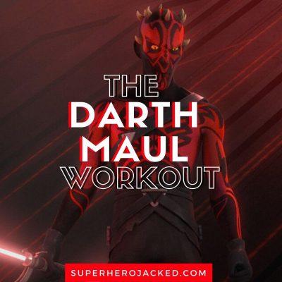 Darth Maul Workout