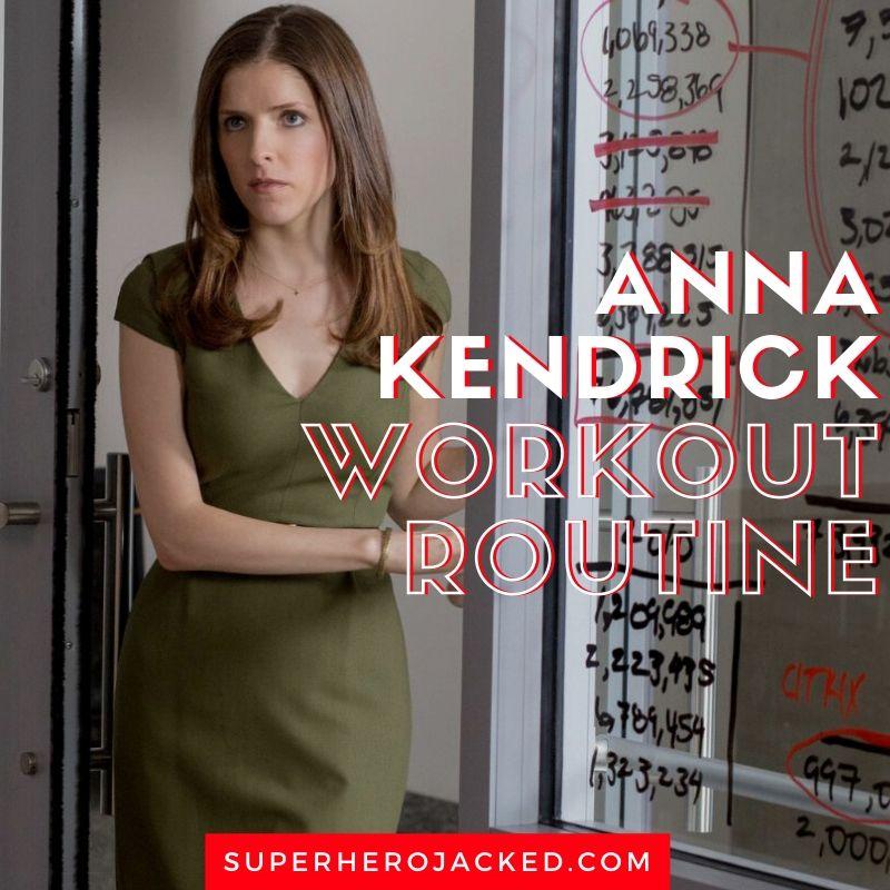 Anna Kendrick Workout