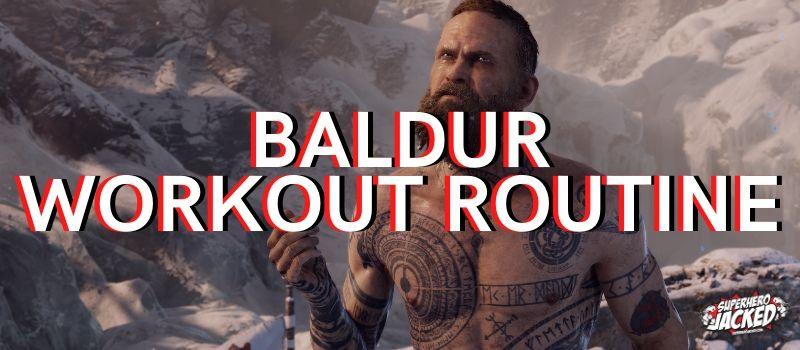 Baldur Workout Routine