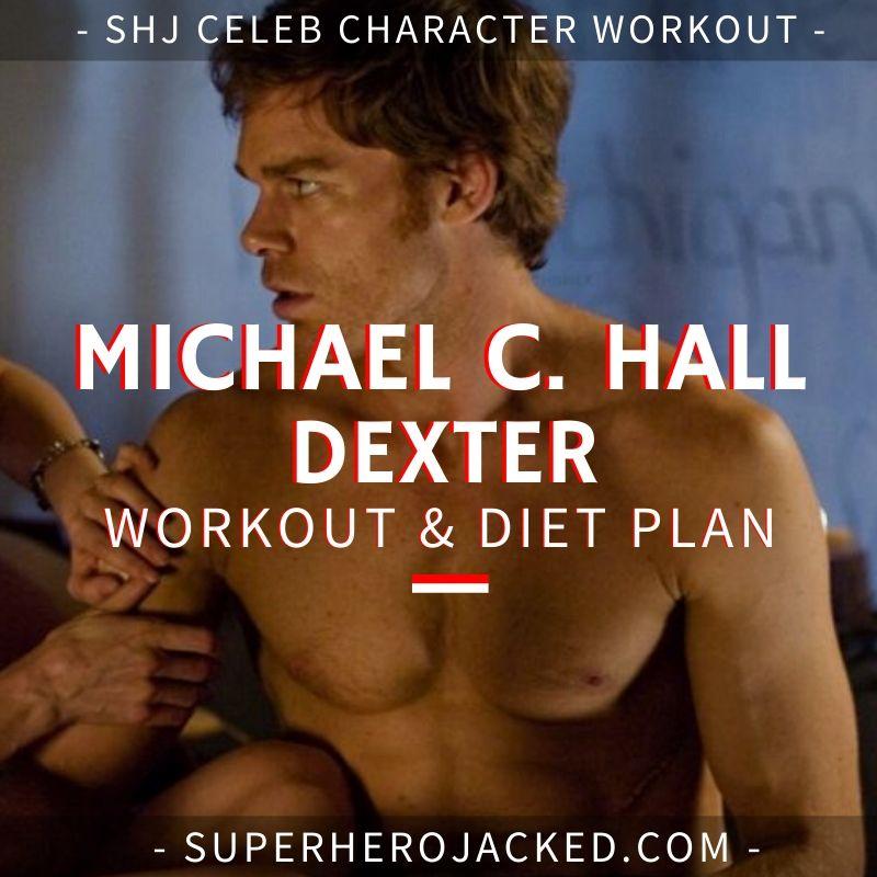 Michael C. Hall Dexter Workout