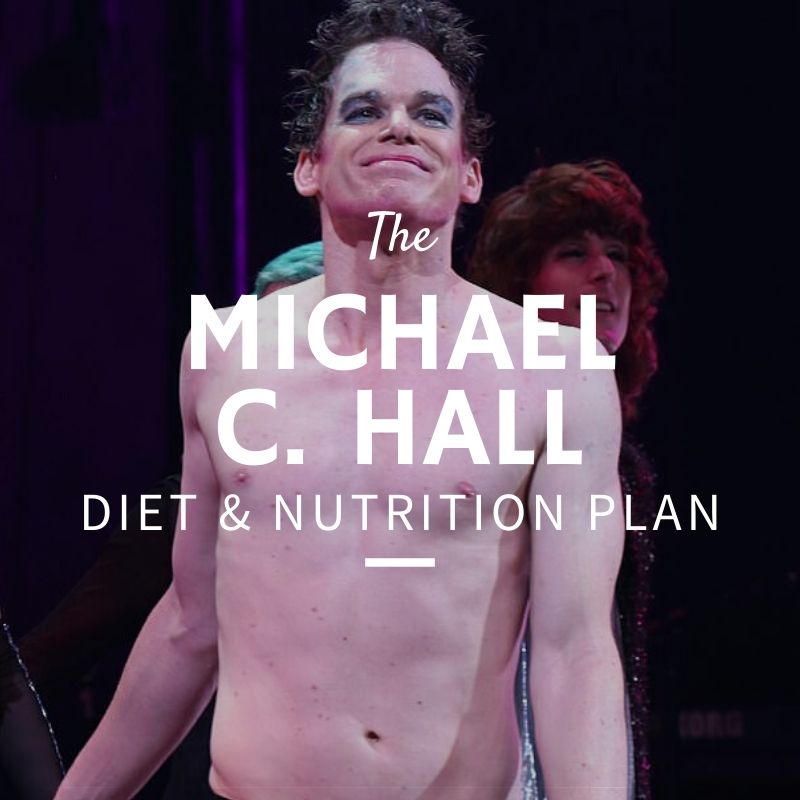 Michael C. Hall Diet and Nutrition
