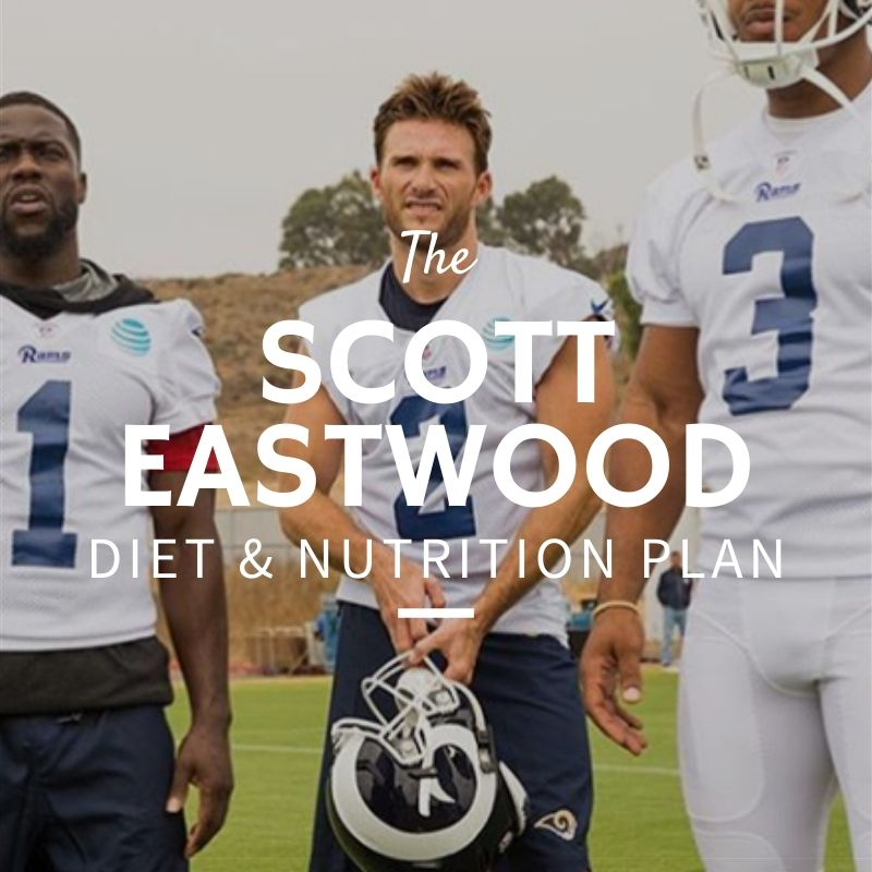 Scott Eastwood Diet and Nutrition