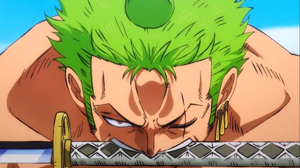 Zoro One Piece Workout