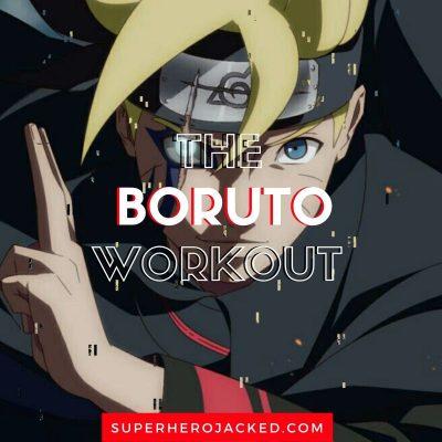Boruto Workout