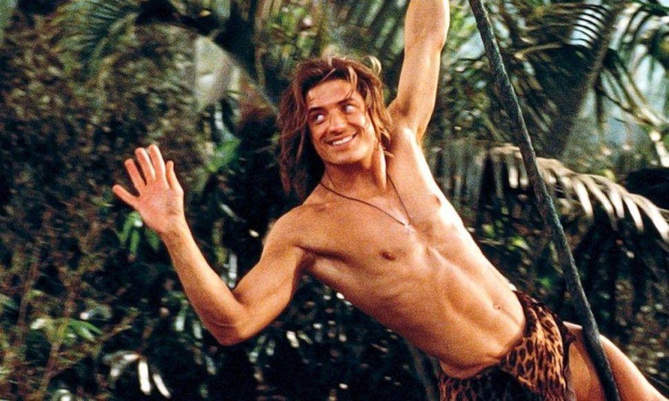 Brendan Fraser Workout 1