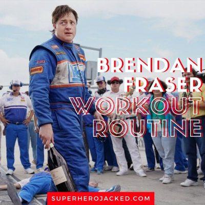Brendan Fraser Workout