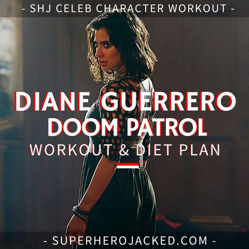 Diane Guerrero Doom Patrol Workout