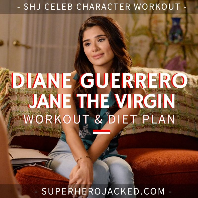 Diane Guerrero Jane The Virgin Workout
