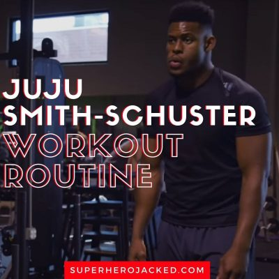 Juju Smith-Schuster Workout