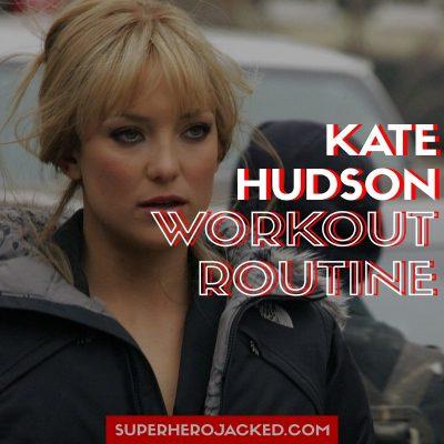 Kate Hudson Workout