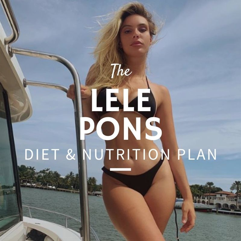 Lele Pons Diet and Nutrition