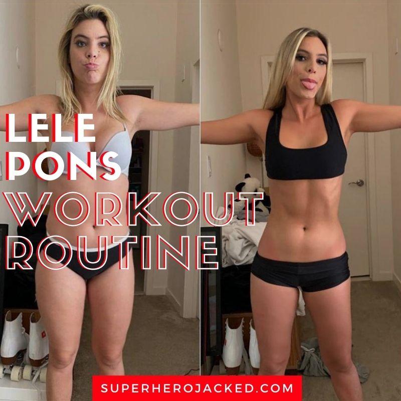 Lele Pons Workout