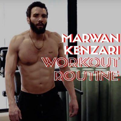 Marwan Kenzari Workout