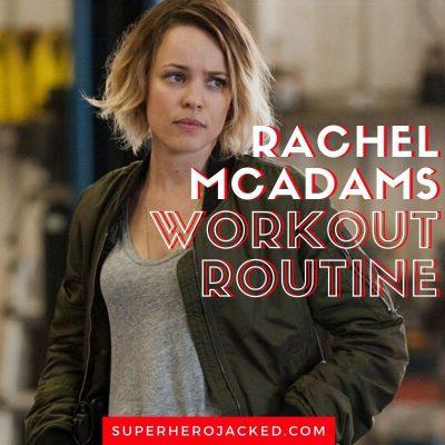 Rachel McAdams Workout