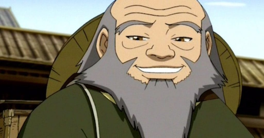 Uncle Iroh Workout