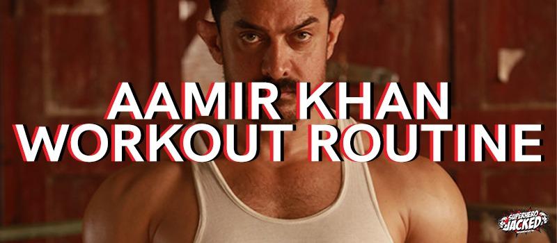 Aamir Khan Workout Routine