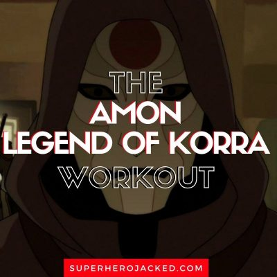 Amon Workout Routine