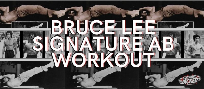 Bruce Lee Ab Workout