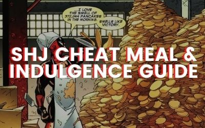 Cheat Meals and Indulgences