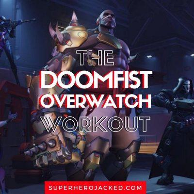 Doomfist Overwatch Workout Routine