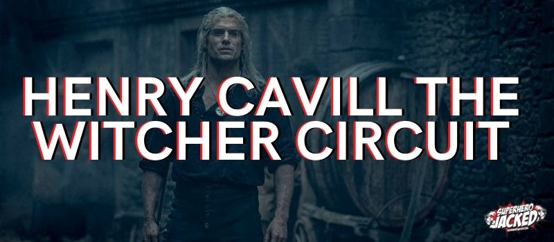 Henry Cavill The Witcher Circuit Workout