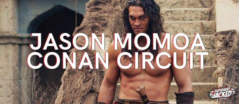 Jason Momoa Circuit Workout