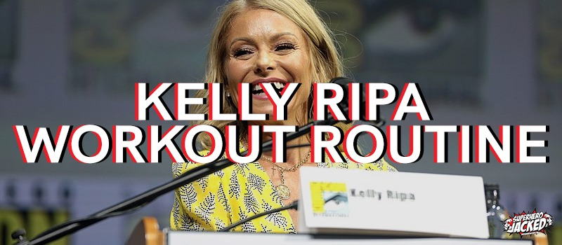 Kelly Ripa Workout Routine
