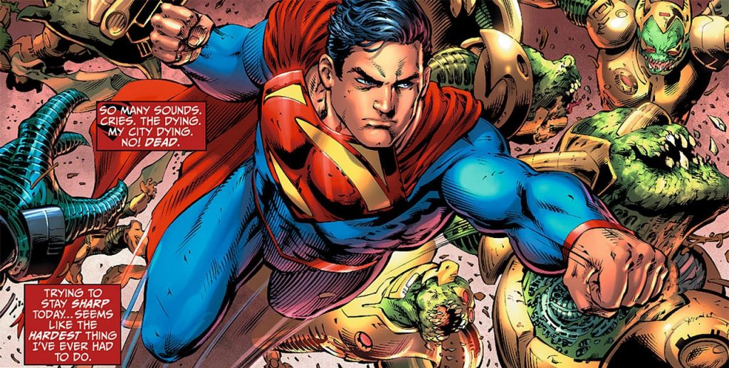 Superman Workout (New Earth)