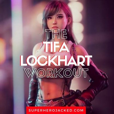 Tifa Lockhart Workout Routine