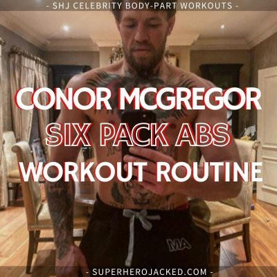 Conor McGregor Six Pack Abs Workout