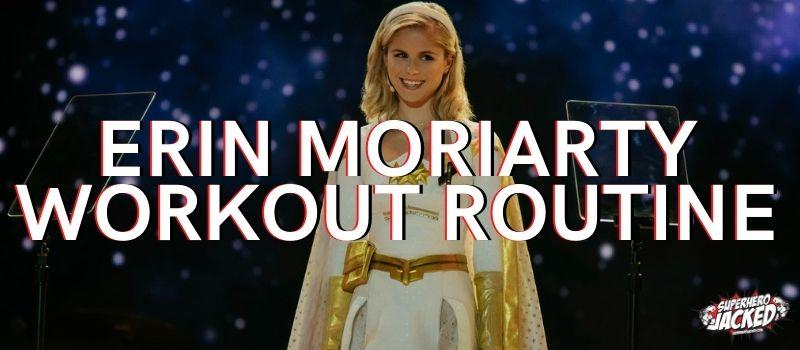 Erin Moriarty Workout Routine